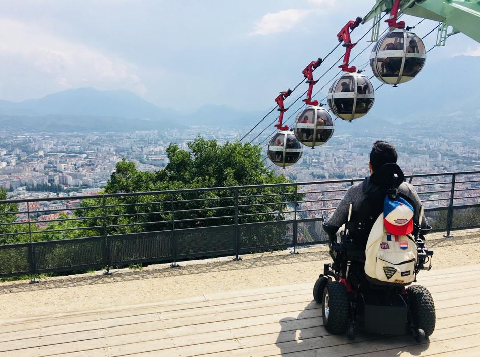 Andyamo, le compagnon idéal pour des voyages accessibles !